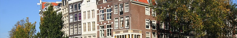 Amsterdam houses company outing