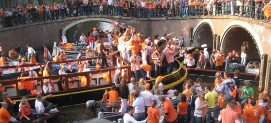 Bota fogo kingsday