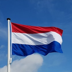 Dutch flag liberation day