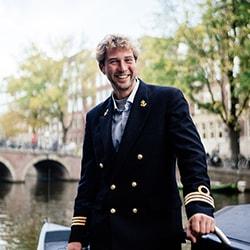 Skipper marriage proposal