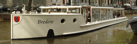 City Tender Bredero Amsterdam